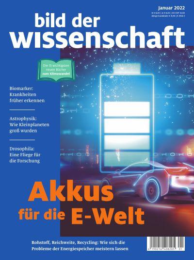 aktuelles bdw Cover